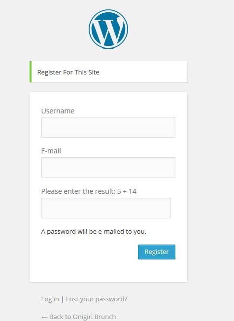 OB registration